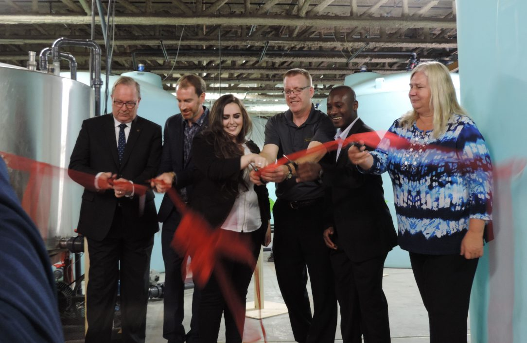 Ribbon Cutting RRC