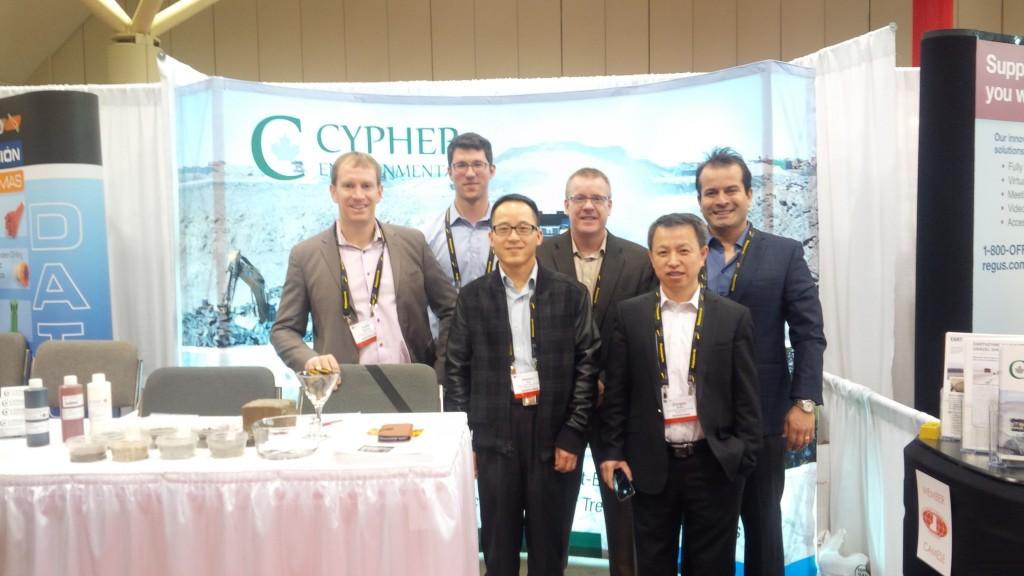 Cypher Environmental - PDAC 2015