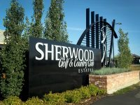 Sherwood Golf & Country Club Algae Treatment