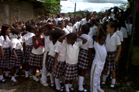 UltraZyme Used in School Rebuilding Project in Colombia