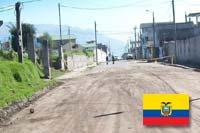 EarthZyme Soil Stabiliser Improves Infrastructure in Quito, Ecuador