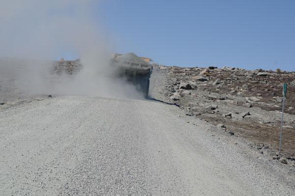 Dusty Roads - Cypher Environmental
