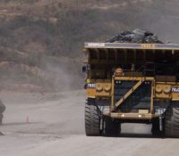 Massive Load Bearing Capacity of EarthZyme® Treated Haul Roads