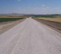 Road Stabilization on a Key Turkish Farm Road
