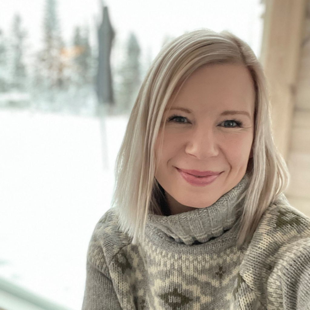 Elina Tervonen from Vumos Oy (Finland)