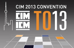Cypher Environmental - CIM 2013 Convention