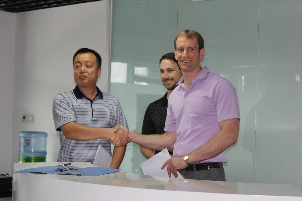 Cypher Environmental - Beijing STS Instruments Co. Ltd.
