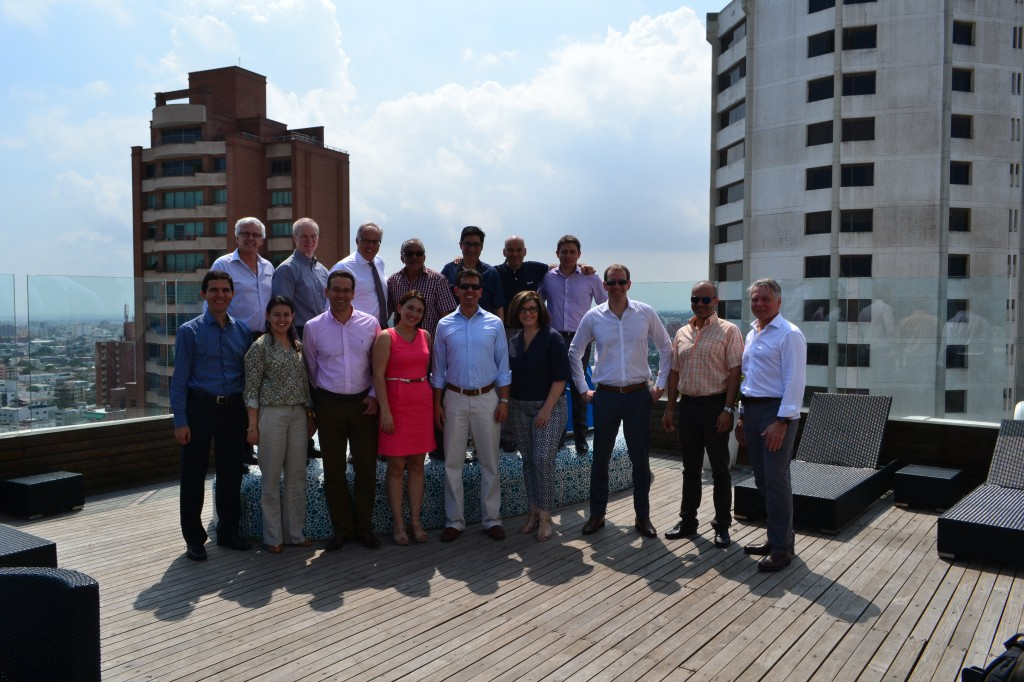 Cypher Environmental - EDC Trade Mission in Colombia
