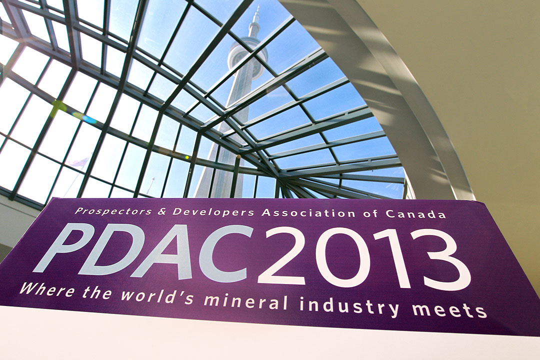 PDAC 2013 - Cypher Environmental