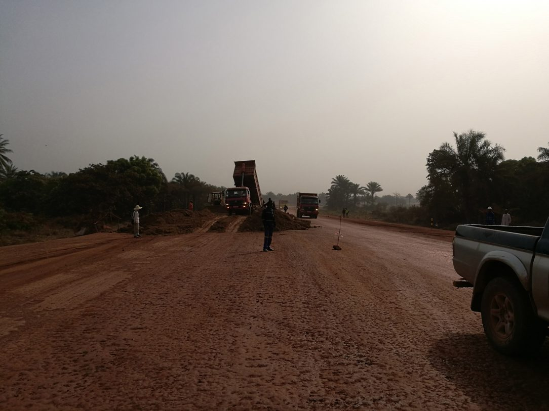 Guinea, West Africa - Cypher Environmental