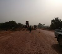 Dust Control for Lefa Gold Mine in Guinea, West Africa