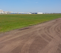 Dust Stop® Application at the Pierre Elliot Trudeau International Airport