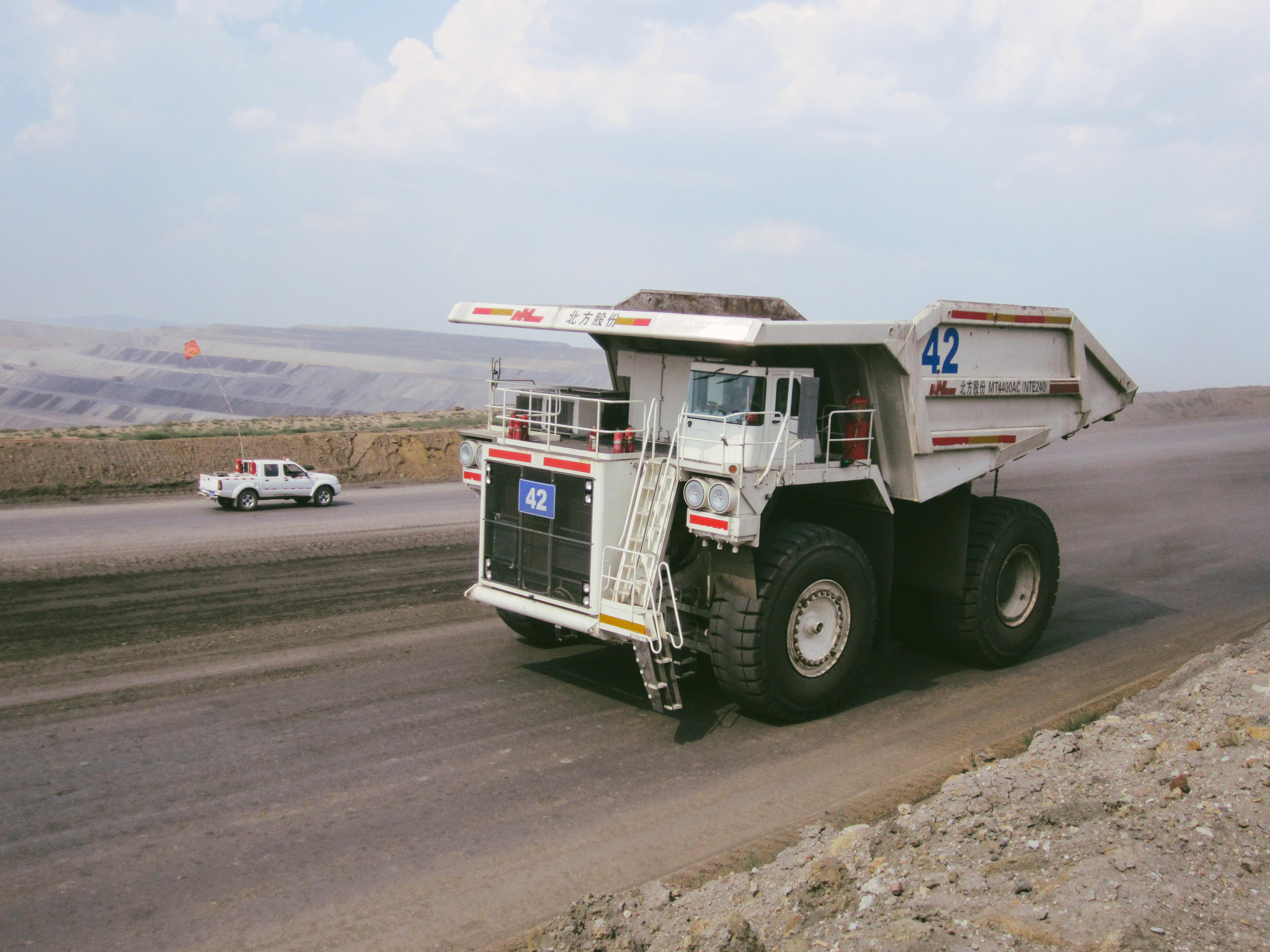 Shenhua Coal Mine - Xilinhot, China