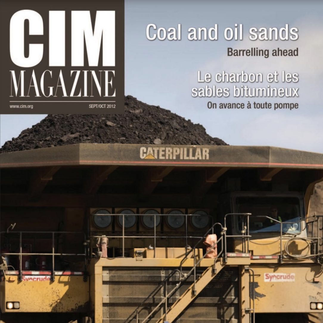CIM Magazine Sept/Oct 2012 - Cypher Environmental